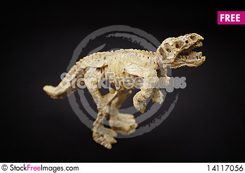 Free Dinosaur Royalty Free Stock Image - 14117056