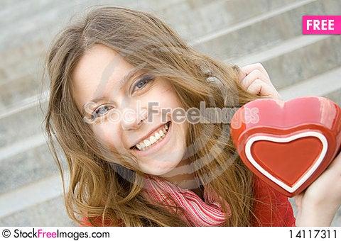 Free Memo To St. Valentine S Day Stock Image - 14117311