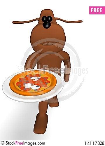 Free Pizza Royalty Free Stock Photos - 14117328