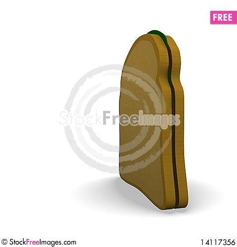 Free Toast Royalty Free Stock Image - 14117356