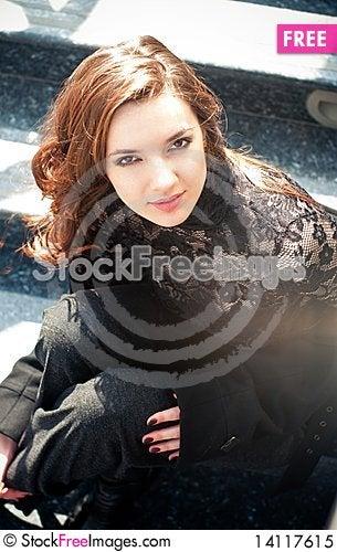 Free Beautiful Woman Royalty Free Stock Photo - 14117615