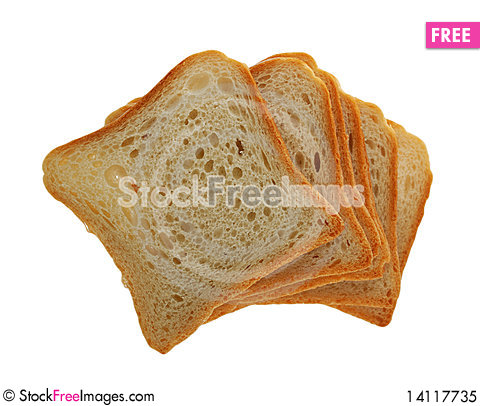 Free Bread For Sandwich Royalty Free Stock Photo - 14117735