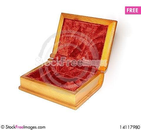 Free Wooden Casket Stock Photo - 14117980