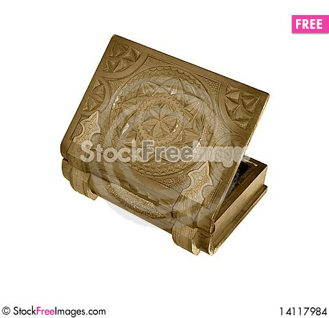 Free Wooden Casket Stock Images - 14117984