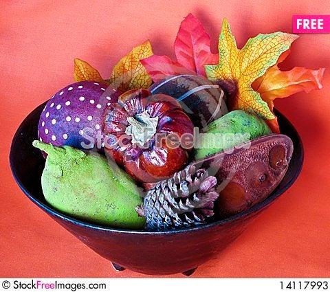 Free Autumn Stillife Stock Photos - 14117993