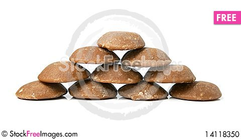 Free Heap Of Brown Cane Sugar Stock Photo - 14118350