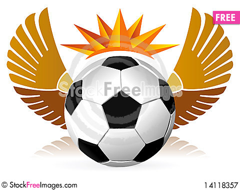 Free World Cup In South Africa 2010 Royalty Free Stock Photography - 14118357