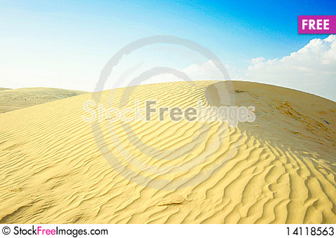 Free Dune Stock Photos - 14118563