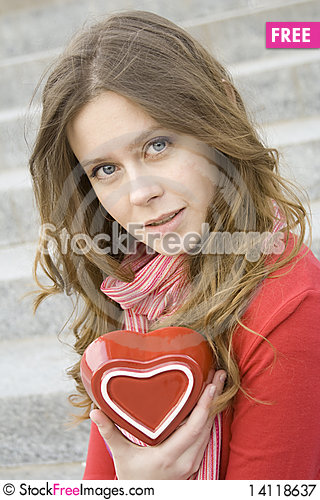 Free Memo To St. Valentine S Day Royalty Free Stock Photography - 14118637