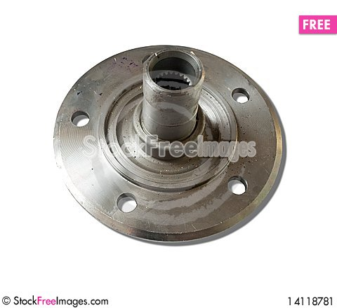 Free Automobile Wheel Spider Stock Image - 14118781