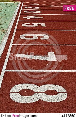 Free Running In Kalasin Stock Photo - 14118850
