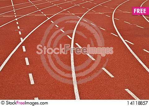 Free Running In Kalasin Royalty Free Stock Photography - 14118857