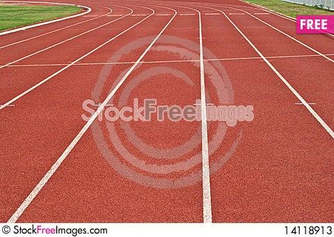 Free Running In Kalasin Stock Photos - 14118913