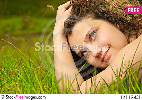 Free Spring Portrait Stock Image - 14119431