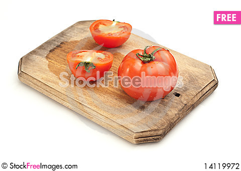 Free Fresh Tomatoes Stock Photography - 14119972