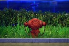 Free Hydrant Royalty Free Stock Photo - 14110905