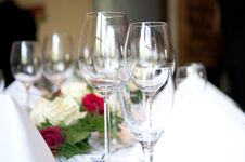 Free Table Decoration Royalty Free Stock Image - 14111816