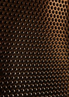 Free Texture Of A Metal Grill Royalty Free Stock Photo - 14114205