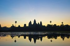 Free Angkor Temples Royalty Free Stock Photos - 14116218
