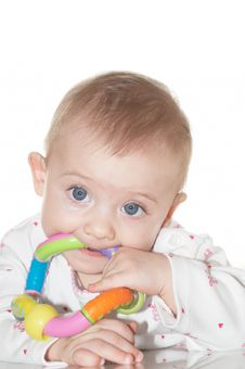 Free Baby Royalty Free Stock Image - 14116266