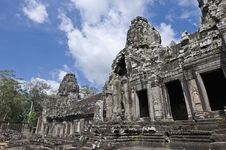 Free Angkor Temples Royalty Free Stock Images - 14116269