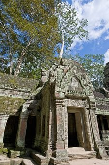 Free Angkor Temples Stock Images - 14116334