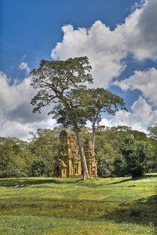 Angkor Temples Royalty Free Stock Image