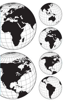 Free Map Of The World Stock Photos - 14116973
