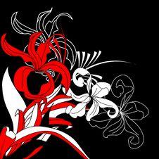 Free Decorative Background Stock Image - 14117001