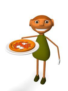Free Pizza Stock Photo - 14117330