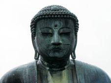 Free The Great Buddha Of Kamakura. Stock Photo - 14118340