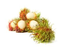 Free Exotic Thai Fruit Rambutan Or Ngo Stock Photos - 14118593