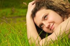 Free Spring Portrait Stock Image - 14119431