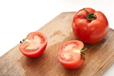 Free Fresh Tomatoes Stock Photography - 14119962