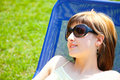 Free Relaxing In The Sun Royalty Free Stock Image - 14124836