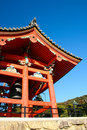 Free Bell Pavilion At Kiyomizu Royalty Free Stock Photography - 14125227
