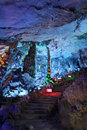 Free Reed Flute Cave Guilin Guangxi China Stock Image - 14126311