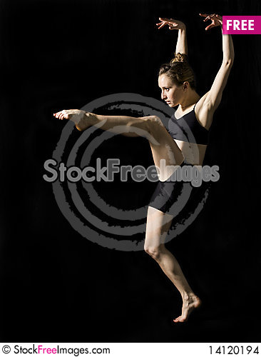 Free Dancer Stock Images - 14120194