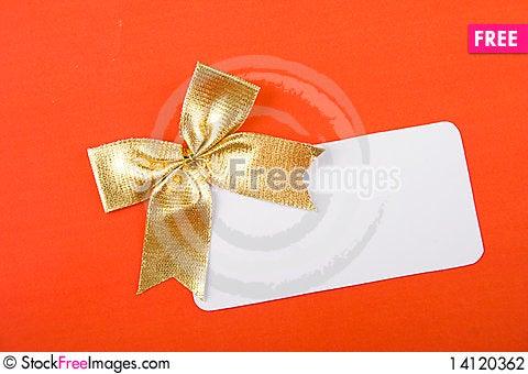 Free Christmas Invitation Stock Photography - 14120362