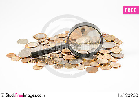 Free Coins Of Different Countries Stock Photo - 14120950