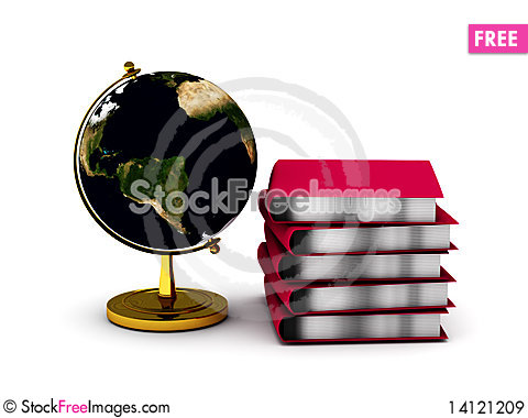 Free Educational Concept Royalty Free Stock Images - 14121209