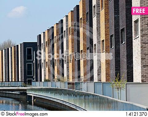 Free Modern Real Estate Stock Photo - 14121370