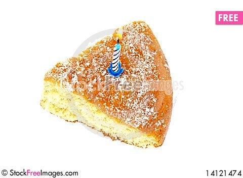 Free Birthday Cake Stock Images - 14121474