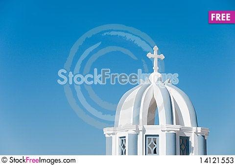 Free Greek Church Stock Photos - 14121553