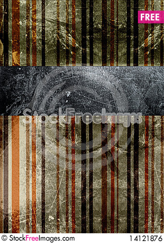 Free Striped Background Royalty Free Stock Image - 14121876