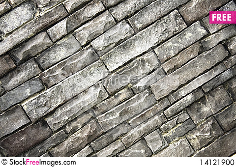 Free Grey Stone Background Stock Photo - 14121900