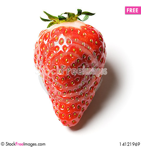 Free Strawberry Royalty Free Stock Images - 14121969