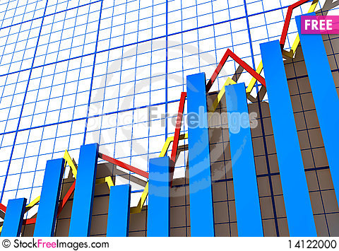 Free Chart Statistics Stock Photo - 14122000
