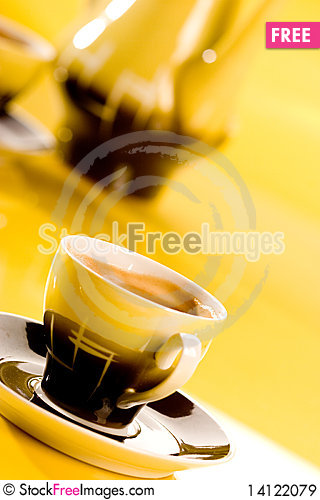 Free Coffee Royalty Free Stock Images - 14122079