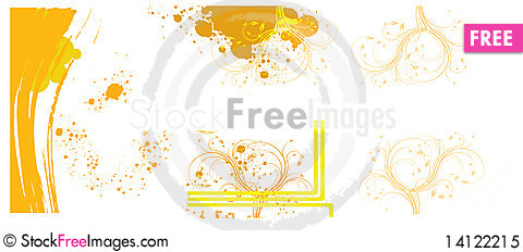 Free Artistic Background Royalty Free Stock Photo - 14122215
